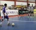 Suzano/Drummond/Penalty vence Santos/Cortiana em plena Arena
