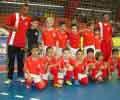 Três jogos movimentaram a 1ª rodada da Copa Suzano de Futsal – Troféu Carlos Nego – Categorias Sub-13 e Sub-15