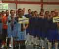 Duas Igrejas garantem vaga antecipada para as semifinais da III Copa Evangélica de Futsal.