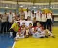 Seleção Feminina da Liga Suzanense de Futsal é campeã do Troféu Piratininga categoria sub-17