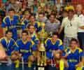 Jerusalém Poá é o campeão da III Copa Evangélica de Futsal 2011.