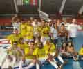 Quem Guenta Futsal é campeão da Copa Sat Fm de Futsal