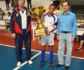 No Futsal, Oliveira Telles é campeão no sub-13