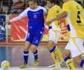 No Sesc, Suzano/Penalty/ DSW goleia Rio Preto pela Liga Paulista de Futsal.