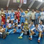 Equipe do Bate Fácil vence Cetáculos e é campeão da Copa Suzano de Futsal