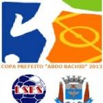 """TABELA E REGULAMENTO COPA PREFEITO """"ABDO RACHID"""" DE FUTSAL 2013"""