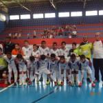 Sub – 11 do Suzano Futsal vence o primeiro jogo da Final do Piratininga em cima do Rio Preto por  7 a 6