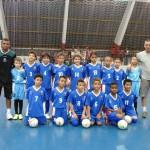 Sub – 9 do Suzano Futsal goleia São Paulo por 8 a 2
