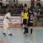 Na noite de hoje Suzano/São Paulo/Penalty e Corinthians Paulista decidem quem ficará com a vaga na grande decisão da Copa Federação Paulista de Futsal.