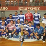 Aberta as Inscrições do Festival de Futsal, em Comemoração ao aniversário de Suzano (apenas 8 vagas).