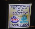 Filhas da Homenageada Maria Helena Alves, comparecem ao evento.