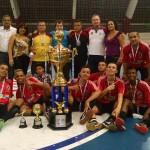 Copa Suzano de Futsal – Sub 16 – Troféu Maria Helena Alves