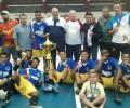 Cruvs de Suzano vence por 3 a 2 e é campeão da 1ª Copa Solidária de Futsal