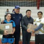 Abertura da I Copa Suzano de Futsal Feminino
